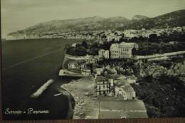 SORRENTO -PANORAMA - Napoli