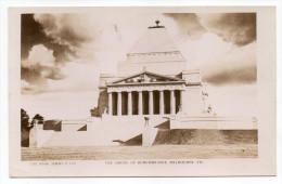 Australie--MELBOURNE--1937--The Shrine Of Remembrance ,cpsm 14 X 9 - Melbourne