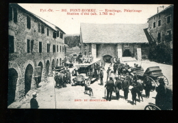 66 - Font Romeu : Ermitage, Pélerinage, Station D'été - France