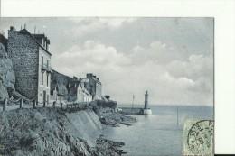 FRA513  ---   SAINT BRIEUC    --  1905   --    LE PHARE  --   LIGHTHOUSE - Leuchttürme
