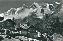 Suisse , SAAS ,  TRIFTALP OB  SAAS GRUND - ZG Zoug