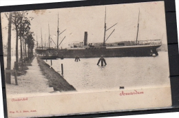 Amsterdam Oosterdok 1902 Beport En Retour Afzender (a51) - Amsterdam