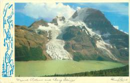 MOUNT ROBSON And BERG GLACIER - Alberta