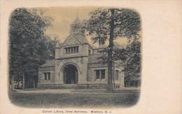 Madison NEw Jersey, Cornell Library - Etats-Unis