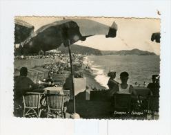 LAVAGNA,spiaggia-1957-Spiaggia Animata-!!!!!!!! - Genova