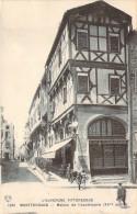 CPA Montferrand Maison De L'apothicaire (animée) E454 - Frankreich