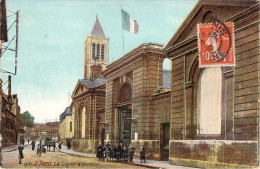 CPA Saint-Denis La Légion à L'honneur (animée) E436 - Saint Denis