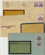 =BOHMEN UND MAHREN   CV FRONT*3 1942 - Bohemia Y Moravia