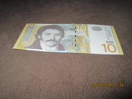 Yugoslavia 10 Dinara 2000. UNC NEUF P-153 - Yougoslavie