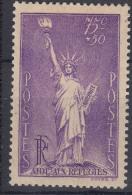 France 1936 Yvert#309 Mint Hinged (avec Charnieres)