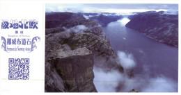 (900) Norway - Sermon In Norway Stone - Norway