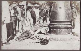 Mexico  REVOLUTION Dead Mexicans  RP  Mex59 - Mexico