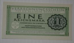 World Paper Money N° M58 - [ 4] 1933-1945 : Third Reich