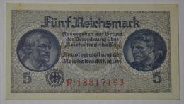 World Paper Money N° R 138b - [ 4] 1933-1945: Derde Rijk
