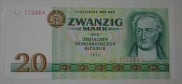 World Paper Money N° 29b - [ 6] 1949-1990 : GDR - German Dem. Rep.