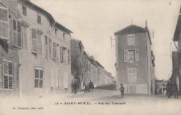 CPA - St Mihiel - Rue Des Tisserands - Saint Mihiel