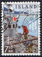 ICELAND  # STAMPS FROM YEAR 1963    STANLEY GIBBON 402 - 1944-... Republik