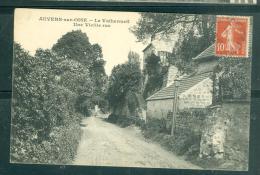 Auvers Sur Oise, Le Valhermeil, Une Vieille Rue  Eaz78 - Auvers Sur Oise