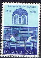 ICELAND  # STAMPS FROM YEAR 1968 STANLEY GIBBON 454 - 1944-... Republik