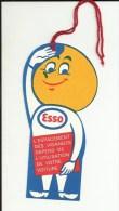 """Carton De Vidange """"ESSO"""". - Paperboard Signs"""