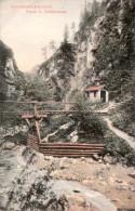 ALLEMAGNE ALMBACHKLAMM PARTIE B. SCHILLERSRAST CIRCULEE 1906 - Non Classés