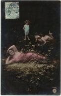 Petites Filles Surrealisme Avec Maman Oranotypie - Other