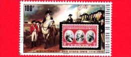 ALTO VOLTA - Nuovo Oblit. - 1975 - Bicentenario Dell'indipendenza Degli Stati Uniti - Yorktown 1781 - 100