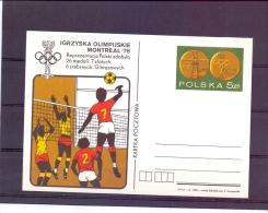 Polska - Igrzyska Olimpijskie -   (RM70923) - Ete 1976: Montréal