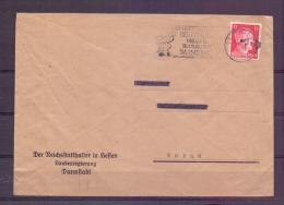 Deutsches Reich - Schwimm-Länderkampf  Deutschland-Ungarn 18-19/7/1942 - Darmstadt    (RM7437) - Natation