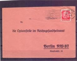 Deutsches Reich - Schwimm-Länderkampf  Deutschland-Frankreich 3-4/7/1937 - Darmstadt    (RM7438) - Natation