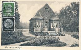 LEER - 1942 , Neubarthe Loga - Germany