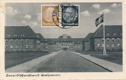 LEER - 1942 , Ostfriesland-Kasernen - Germany