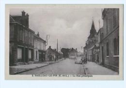 28b44CpaBAILLEAU Le PIN La Rue Principale - France