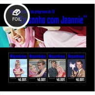 Mozambique. 2014 I Dream Of Jeannie. (324a) - Cinema