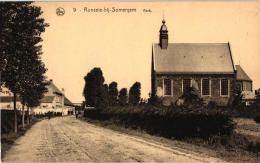 Ronsele   Bij Zomergem  1 CP Kerkstraat - Zomergem