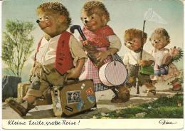 MECKI - Kleine Heute , Grosse Reise ! - Mecki