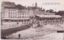 Cpa ARCACHON Le Casino De La Plage - Arcachon