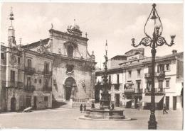 POPOLI ( PESCARA ) PIAZZA G. MATTEOTTI - ED. ZAVARELLA - 1950 - Pescara