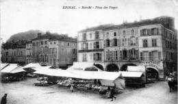 EPINAL  Vosges  88   Place Des Vosges      -S- - Epinal