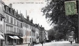 SAINT DIE  88  Vosges   Quai Du Parc      -S- - Saint Die