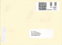 Netherlands Nederland 2003 Rotterdam Internet (PC) PC-A2 Meter Franking Label EMA Cover - Marcofilie - EMA (Print Machine)