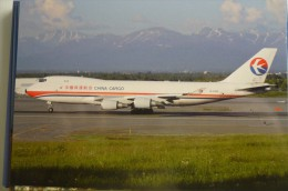 B 747 400     CHINA EASTERN CARGO   B 2425 - 1946-....: Moderne
