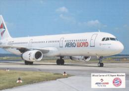 AERO-lLYD Jet Airplane , 80-90s - 1946-....: Moderne