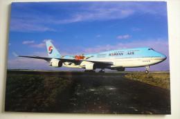 B 747 400   KORAN AIR  HL 7465 - 1946-....: Moderne