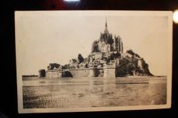 BB - 50 - Le Mont St Michel - Cote Est - Le Mont Saint Michel