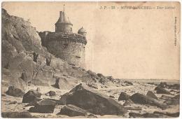 50 - Mont-Saint-Michel - Tour Gabriel - Ed. Spéciale De L'Abbaye / J. P. 95 - Le Mont Saint Michel