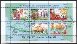VIETNAM - Mi.Nr.      2400 - 2404  -    Klbg     -  Gestempelt - Vietnam