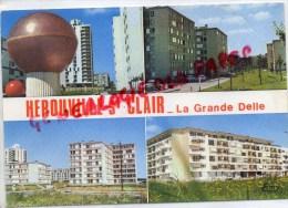 14 - HEROUVILLE SAINT CLAIR - LA GRANDE DELLE -RESIDENCE MONTCALM -CITE UNIVERSITAIRE- GRANDE VALLEUSE - Herouville Saint Clair