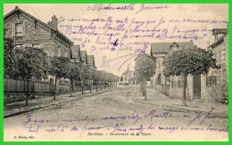 - Herblay -Boulevard De La Gare (recto Verso) - Herblay