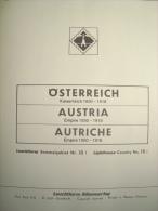 AUSTRIA 1850 TO 1950s NICE COLLECTION HCV